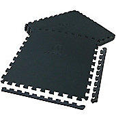 Marcy Interlocking Jigsaw Floor Matting - 4 Tiles