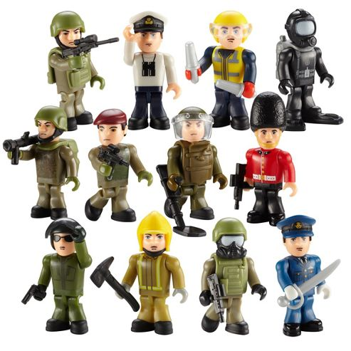 Character Building HM Armed Forces Micro Foil Pack