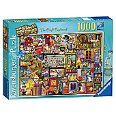 Ravensburger Curious Cupboards The Craft Cupboard 1000-Piece Jigsaw Puzzle