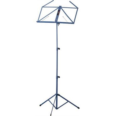Stagg MUS-A3 Collapsible Music Stand - Blue