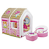 Inflatable Princess Play House