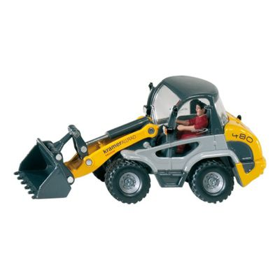 Vehicles - Super 1:50 - Kramer 480 Four Wheel Loader 3529 - Siku