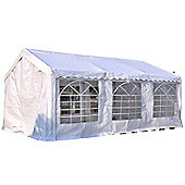 Outsunny Garden Gazebo Party Portable Outdoor (6x4m)