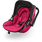 Kiddy Evolution Pro 2 0+ Car Seat (Berry Pink)