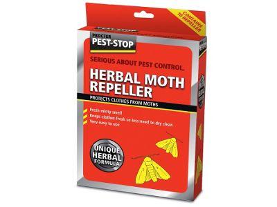 Procter Pshmr Herbal Moth Repeller X10