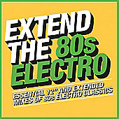 Various Artists - Extend The 80S Electro
