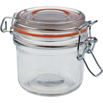 Argon Tableware Preserving / Jam Glass Storage Jar - 200ml