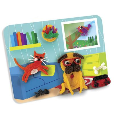 Bendaroos 3D - Pet Friends Kit