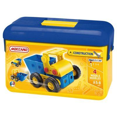 Meccano New Easy Toolbox