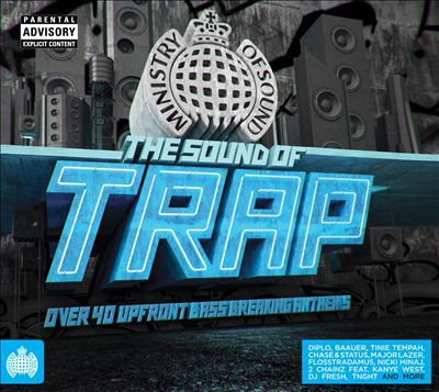The Sound Of Trap (2Cd)