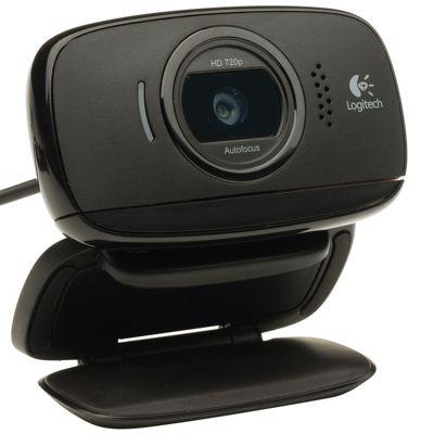Logitech B525 (2MP) HD Webcam (Black)