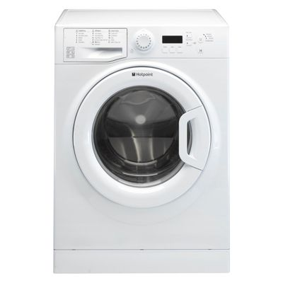 Hotpoint WMBF844P A+++ Energy Rated 8KG 1400RPM Washing Machine in White