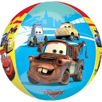 Disney Cars Orbz Balloon - 25 inch Foil