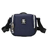 Crumpler Base Layer Camera Cube XS Camera Bag in Blue