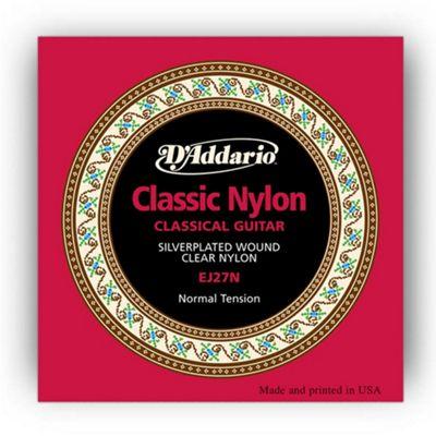 D Addario Student Nylon Classical Guitar Strings