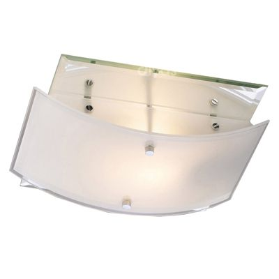 Vito Ceiling 2 Light Polished Chrome/Mirror