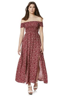 Tesco f and f maxi dress