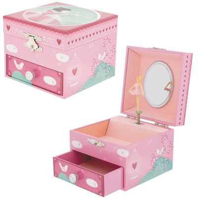 Children's Musical Jewellery Boxes - Birdcage Design | Children's Gifts