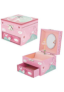 Children's Musical Jewellery Boxes - Birdcage Design | Children's Gifts