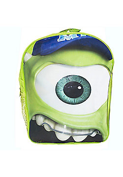 Monsters University 'Mike' PVC Front Backpack