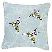 Tesco Hummingbird Cushion
