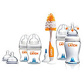 Munchkin Latch Newborn Starter Set Euro 5 Language