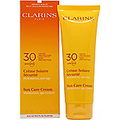 Clarins Sun Care Cream 125ml - High Protection UVB30
