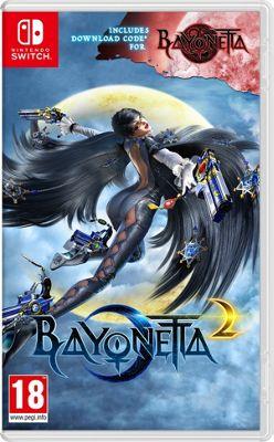 Bayonetta 2 + Bayonetta Digital Code
