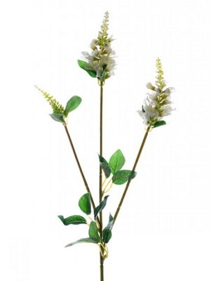 Artificial - Physostegia - Cream