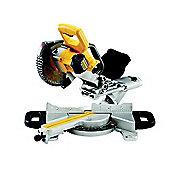 Dewalt DCS365M2-GB 184 mm 18 V Cordless Mitre Saw - Yellow