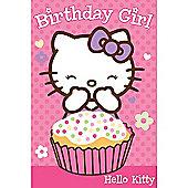 Hello Kitty Favourite Card