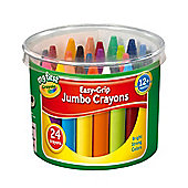 Crayola My First Crayola Jumbo Crayons