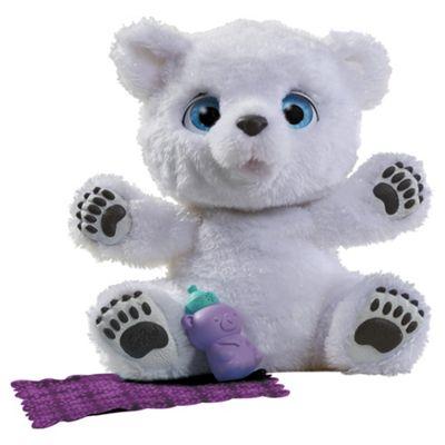 FurReal Friends Snifflin' Sawyer Polar Bear