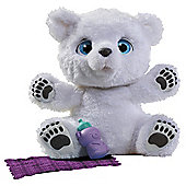 FurReal Friends Snifflin' Sawyer Polar Bear