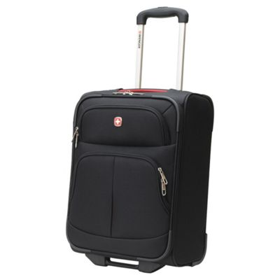 Buy Wenger 2-Wheel Suitcase, Black Small from our Hand Luggage ...
