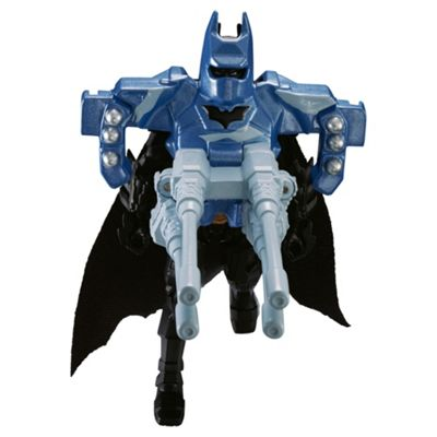 Batman The Dark Knight Rises QuickTek Tank Blaster Batman Deluxe Action Figure