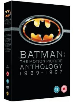 Batman Motion Pictures 1989 97