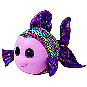 TY Large Boo Flippy The Fish - 42cm