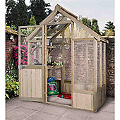 6ft x 4ft Greenhouse - INSTALLED
