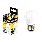 1x Energizer E27 Edison Screw LED Light Bulb - Warm White
