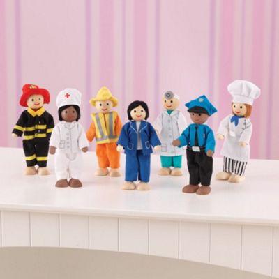 Kidkraft Professionals Doll Set