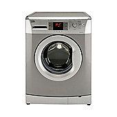 Beko Washing Machine, WMB714422S, 7KG Load, with 1400rpm - Silver