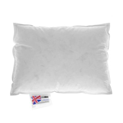 Homescapes Goose Down Cushion Pad Insert - 14 x 20 Inches