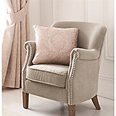 Serene Laurent Rose Cushion Cover 43x43cm