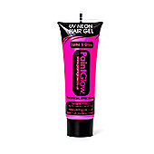 Paintglow UV Neon Pink Hair Gel