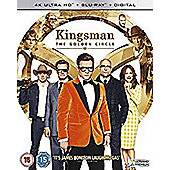 Kingsman 2: The Golden Circle 4K UHD+BD+DD