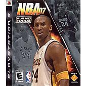 NBA 07 - PS3