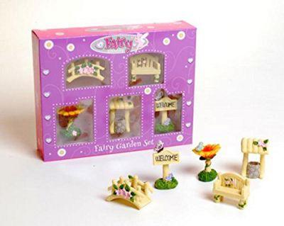 Fairy Friendship Fairy Garden Set