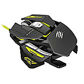 Mad Catz R.A.T. PRO S Gaming Mouse for PC
