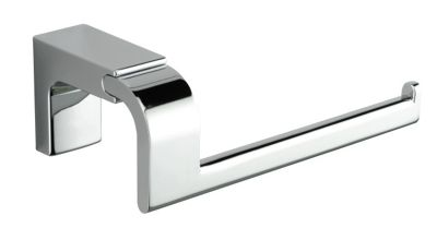 Sonia Eletech Open Toilet Roll Holder in Chrome